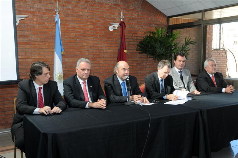 Album de Fotos: Lanzamiento de las VII Jornadas de Ambiente en Buenos Aires
