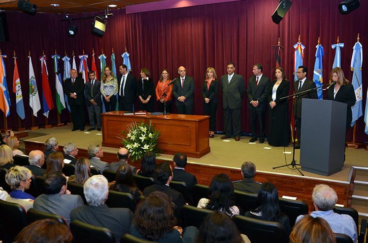 Album de Fotos: Asunción de consejeros de la Magistratura