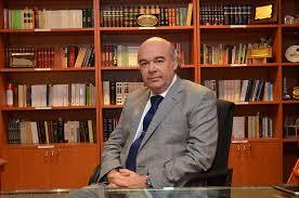 Album Entrevista al Procurador General de la Provincia- Dr. Abel Cornejo
