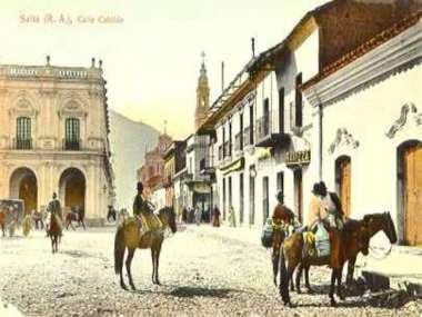 Foto: Calle Caseros