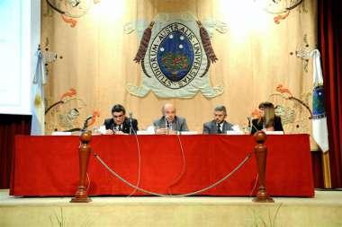 Foto: El panel se refirió a la estructura y argumentación en las sentencias.