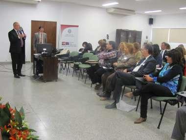 Foto: Guillermo Cosentino, secretario de Planificación y Gestión del Superior Tribunal de Chubut