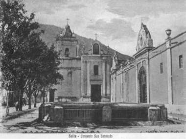 Foto: Convento San Bernardo