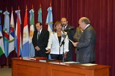 Foto: La diputada Liliana Guitián también será parte del cuerpo