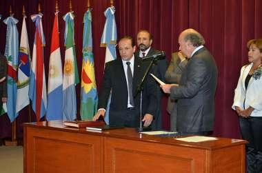 Foto: El rector de la UNSa fue propuesto como consejero por la Cámara de Diputados