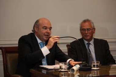 Foto: Abel Cornejo disertó sobre Güemes, un proyecto geopolítico inconcluso
