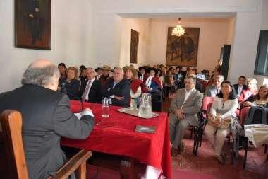 Foto: Las ponencias captaron el interés de los presentes