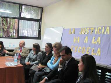 Foto: Escuela Uriburu de Tartagal