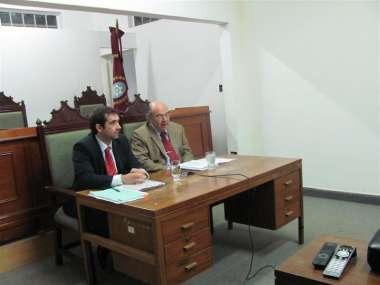 Foto: Magistrados de Tartagal y Salta participaron de la charla