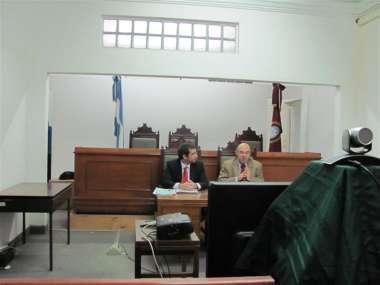 Foto: Videoconferencia coordinada por Abel Cornejo y Luciano Martini