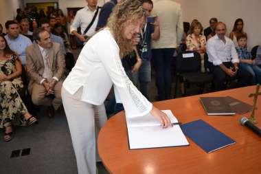 Foto: La Señora Fiscal Penal María Luján Sodero