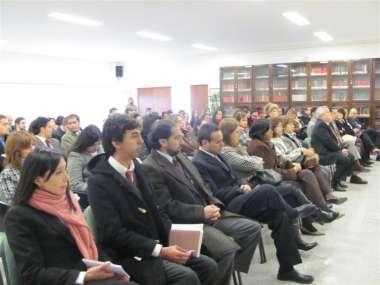 Foto: Representantes de disintas instituciones se dieron cita
