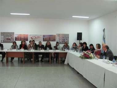 Foto: En comisiones se organizó la tarea que encararán las instituciones