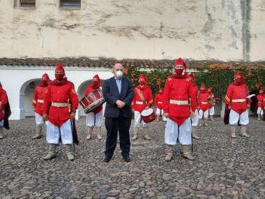 """Foto: Dr. Abel Cornejo- Banda Militar """"Coronel Bonifacio Ruíz de los Llanos"""""""