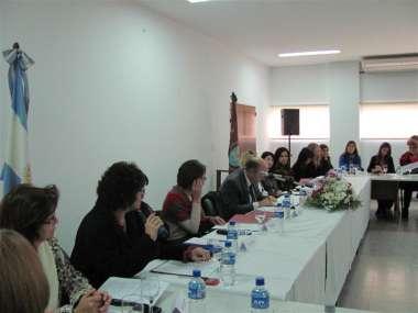 Foto: La coordinación recayó en Nancy Monteros, técnica en Políticas Públicas