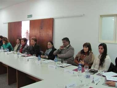 Foto: Representantes del Colegio de Abogados trabajarán en la materia