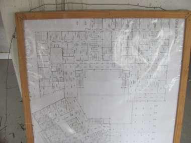 Foto: El mapa de la obra está planteado en distintos pisos