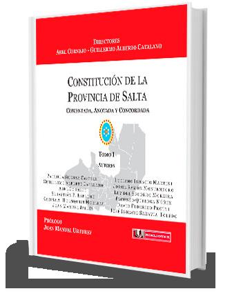 Foto: Constitución de la Provincia de Salta