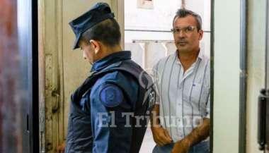 El empresario Matías Huergo, principal sospechoso y detenido por la causa de facturas apócrifas. Jan Touzeau