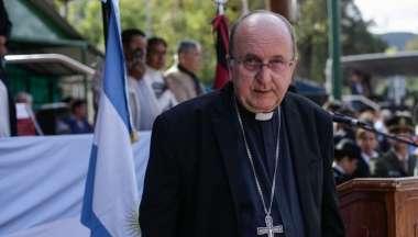 Mario Cargnello pidió perdón a las víctimas de abusos eclesiales.