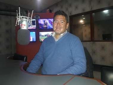 Omar Dávila, director del Cuerpo de Investigadores Fiscales Civiles
