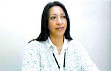 Fiscala María Celeste García Pisacic, a cargo del caso