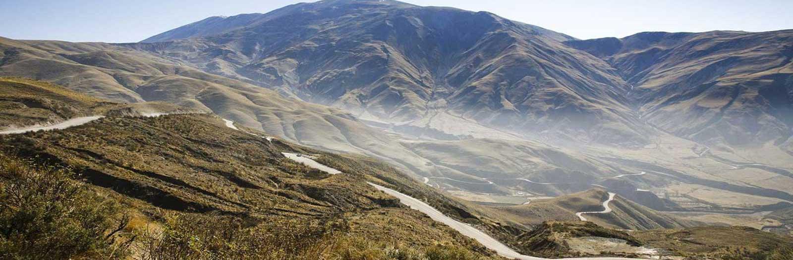 Cuesta del Obispo, Cachi, Salta