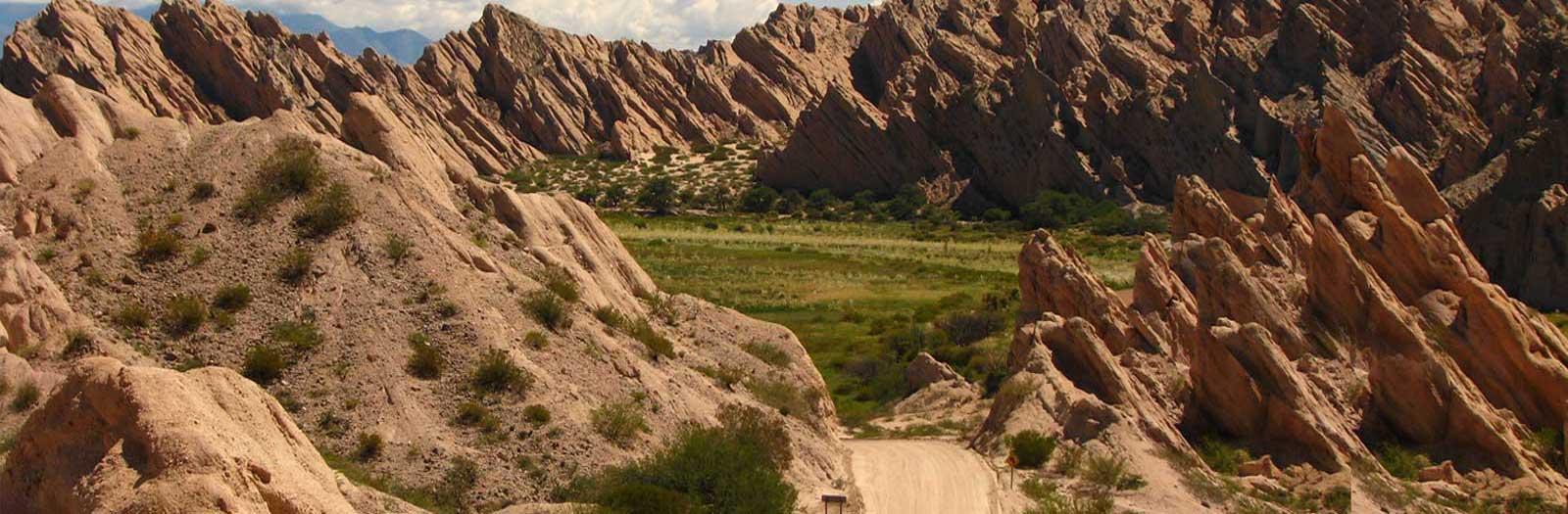 Quebrada de las flechas, Angastaco, Salta