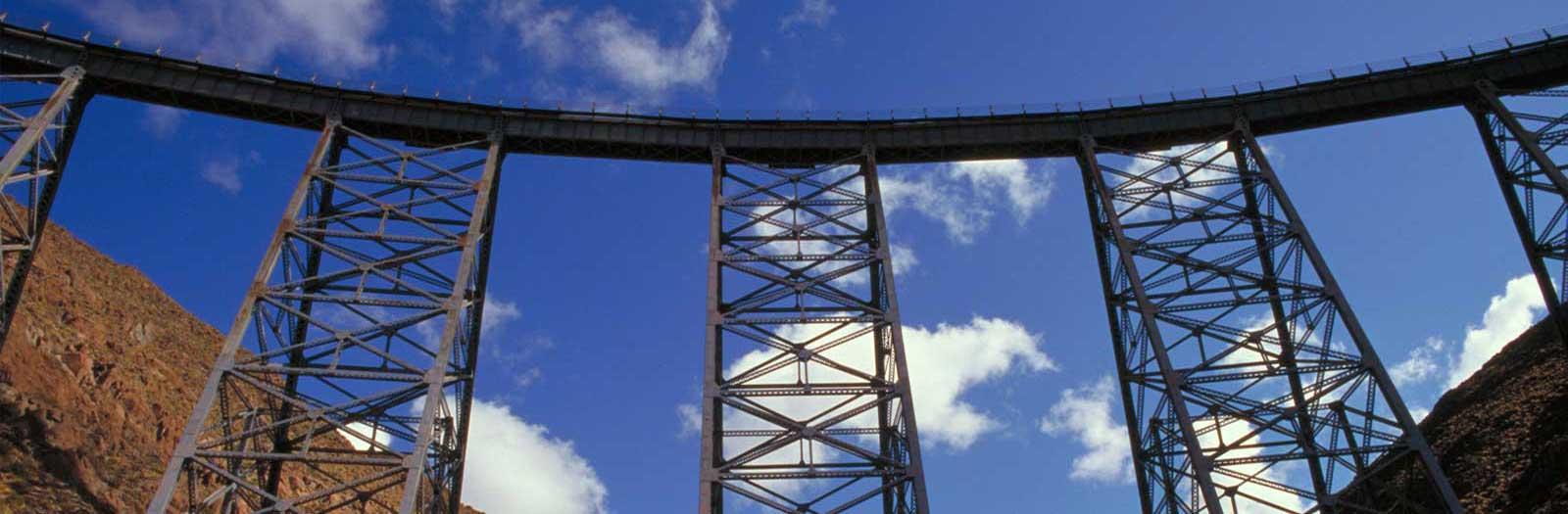 Viaducto La Polvorilla, San Antonio de los Cobres, Salta