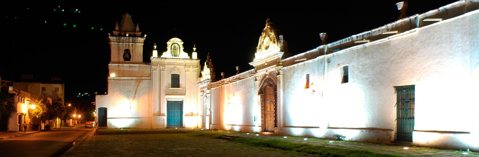 Convento San Bernardo, Salta. Por Eliseo Miciu (gentileza de turismo.salta.gov.ar)