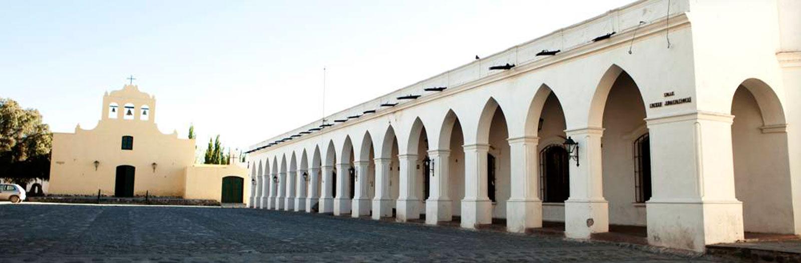 Museo de Cachi, Salta. Por Rubén Japas (gentileza de turismo.salta.gov.ar)