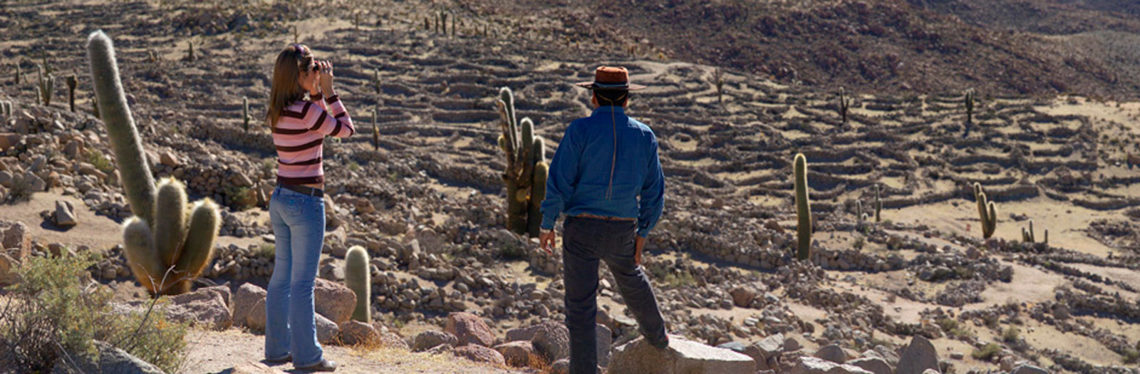 Santa Rosa de Tastil, Salta. Por Eliseo Miciu (gentileza de turismo.salta.gov.ar)