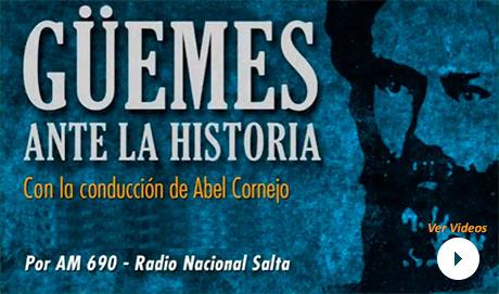 Güemes Ante La Historia